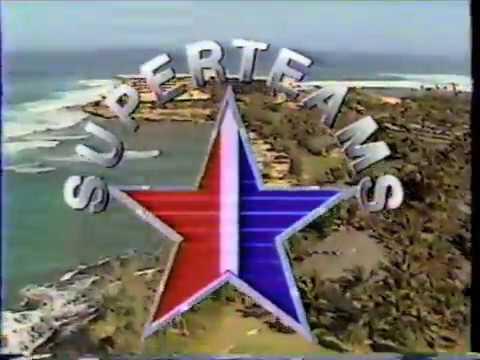1986 Superteams -  AFC v NFC