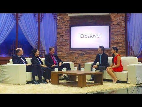 Crossover: Sino-UK Regional Partnership