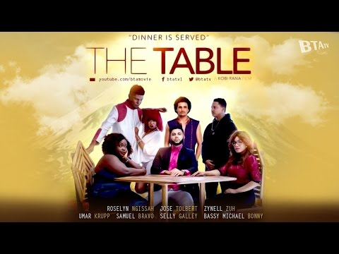 THE TABLE  2016 LATEST GHALLYWOOD NOLLYWOOD MOVIE