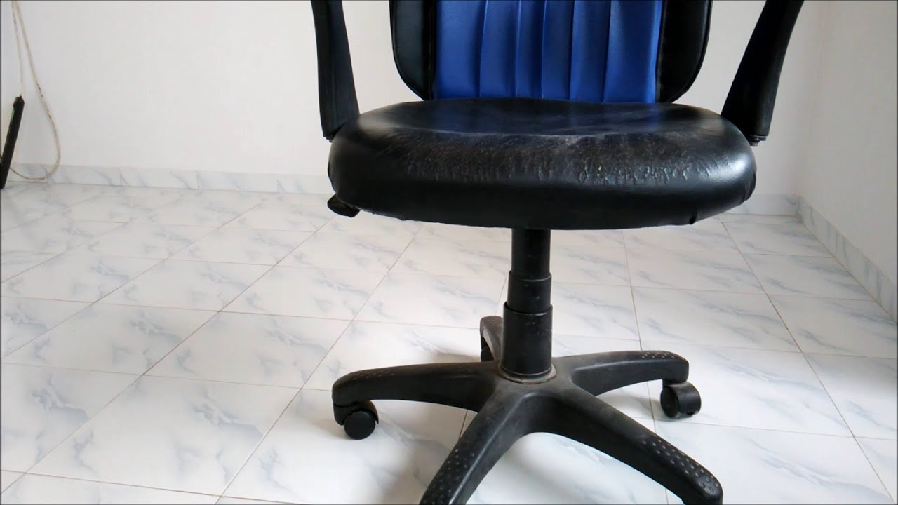 Office Chair Wheel Replacement  YouTube