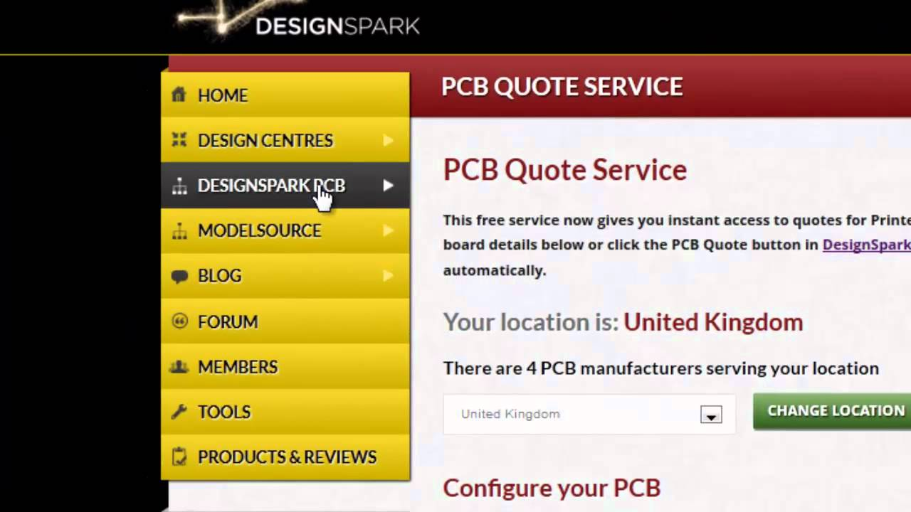Pcb Quote Prepossessing Designspark Pcb Version 4  Pcb Quote  Youtube