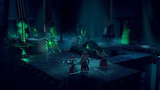 Warhammer 40,000: Mechanicus — релизный трейлер