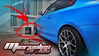 [Miércoles De Autos] Más potencia al bimmer! Sistema Agua/Metanol en el BMW  || GanqueGaming