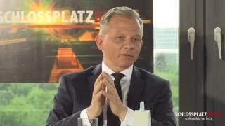 Schlossplatz Berlin: Matthias Kröner, CEO Fidor Bank, über Onlinebanking