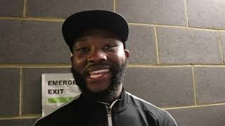 'I DON'T LIKE NAME DROPPING, I'M NOT INTO THAT' - DERRICK OSAZE ON HIS WIN, DIVISION & UB3 SUCCESS
