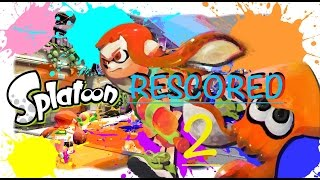 "Wii U - Splatoon ""Squid Kid"" TV Commercial RESCORED 2"