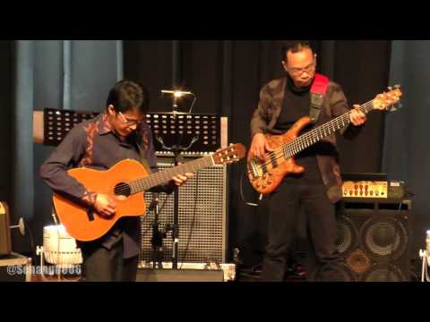 Tohpati & Indro Hardjodikoro - Song For Aceh @ Classic Meets Jazz [HD]