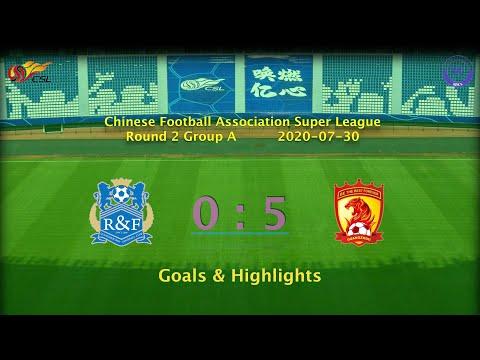Guangzhou R&F Guangzhou Evergrande Goals And Highlights