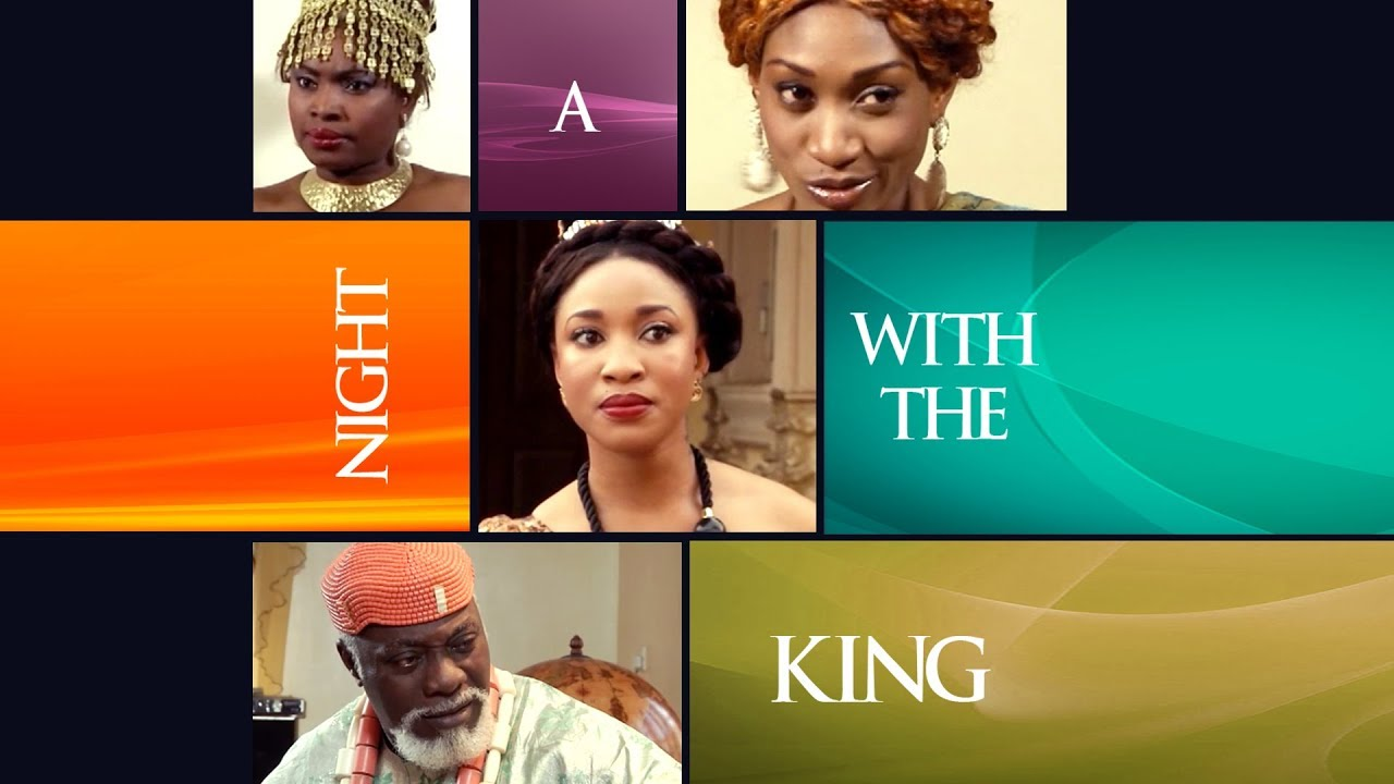 Download Night With The King [Part 1] - Latest 2017 Nigerian Nollywood Drama Movie English Full HD