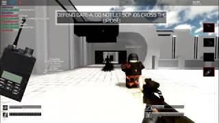 SCP 106 Breach Gate Ein Roblox neun Schwanz Fuchs mod