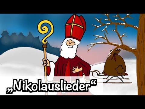 Die besten Nikolauslieder - Weihnachtslieder deutsch - Nikolaus - muenchenmedia