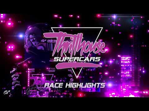 HIGHLIGHTS - Thrillhouse Supercars (A) - S04R01