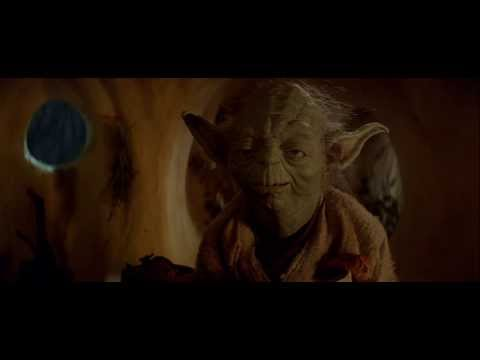 """Star Wars: """"You will be..."""" [Yoda & Luke] HD"""