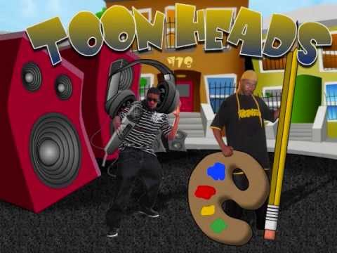 Toon Heads - Harv featuring Dell G