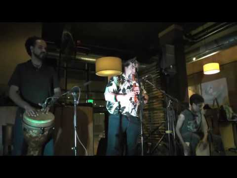 Killer Jam with Flute, Baritone Guitar, and Percussion