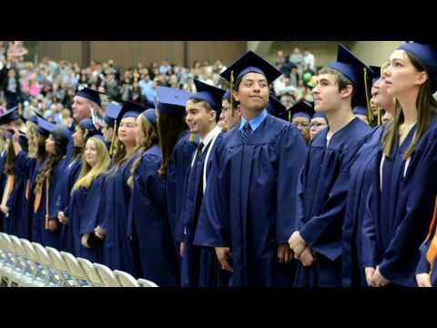 Rock Valley College's 2016 Commencement Ceremony Highlight Video