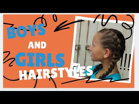 How to Do Tight Double French Braid Hairstyles