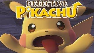 FULL DETECTIVE PIKACHU TEAM!