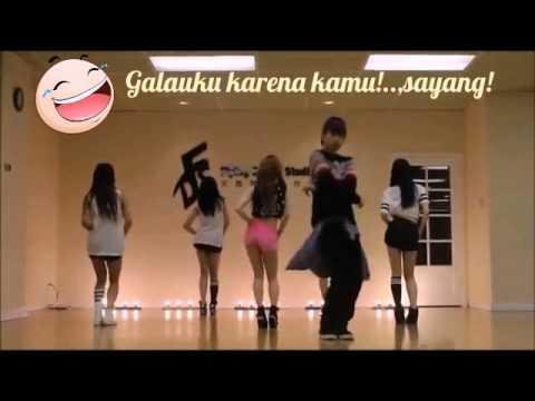 GALAUKU krna kamu!, 2Racun Youbi Sister - Gelisah