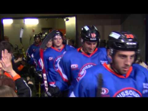"2015-16 Missouri Mavericks Opening Video ""Take Five"""