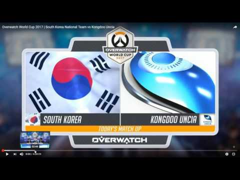 Chro - Pro Review - South Korea vs Kongdoo