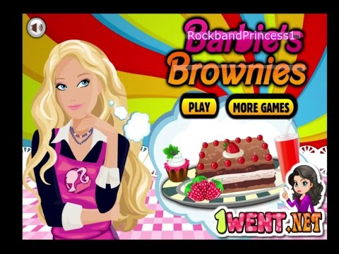 Barbie Doll Cooking Games Youtube