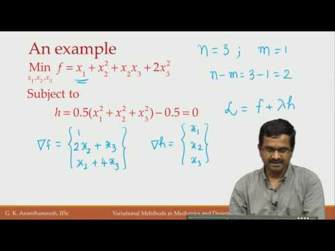 Lec12 Part II Sufficient conditions for constrained minimization mp4