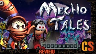 MECHO TALES - PS4 REVIEW