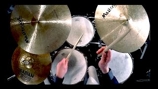 MRMR || Yamaha Oak Custom Jazz improvisation