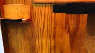 Amish Made Heirloom 16-gun Cabinet