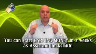 Boaz Femson Locksmith course