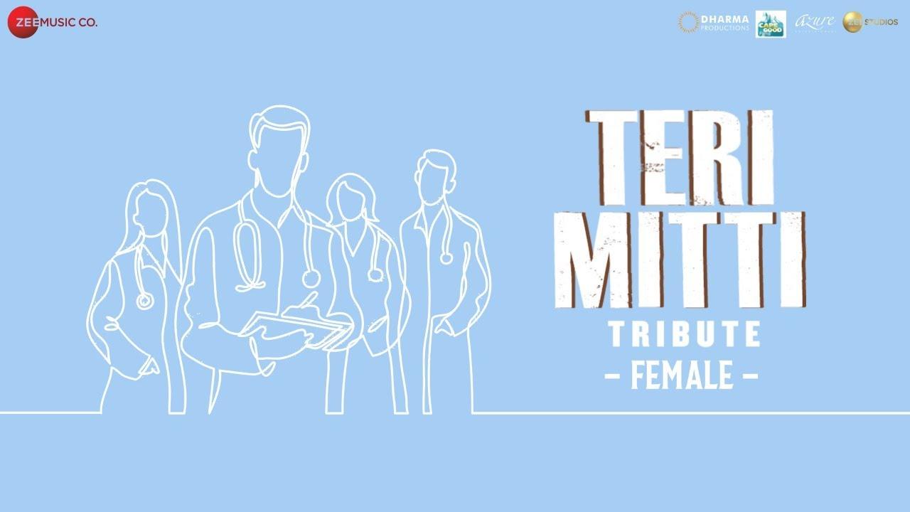 Teri Mitti - Tribute (Female) | Akshay Kumar | Jyotica Tangri | Arko | Manoj Muntashir | Kesari
