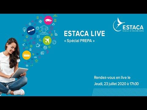ESTACA Live - Spécial PREPA