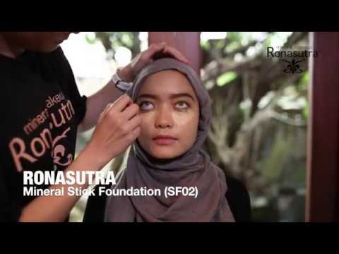 Ronasutra Stick Foundation Tutorial