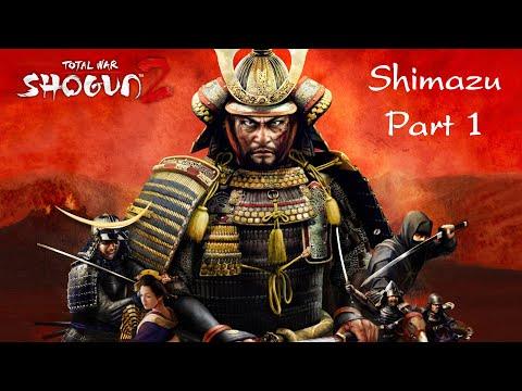 Total War Shogun 2 ไทย Shimazu Part 1 ขยายดินแดนบนเกาะคิวชู