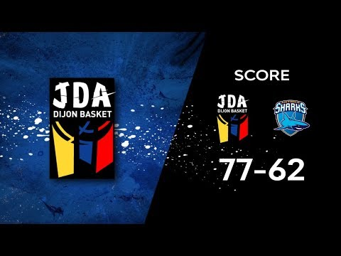J28 - JDA Dijon / Antibes