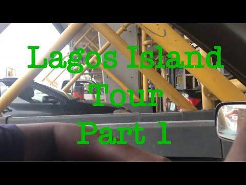 Lagos Island tour - Ikeja, Lekki, victoria island lagos - Part 1
