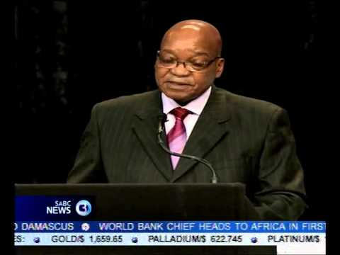 Socialist International must address challenges facing humanity: Zuma