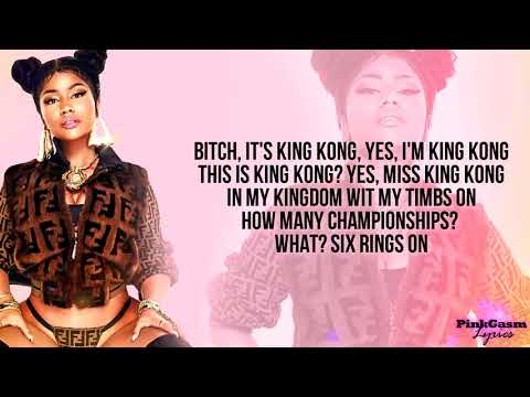 Nicki Minaj  Chun Li Lyric  HD
