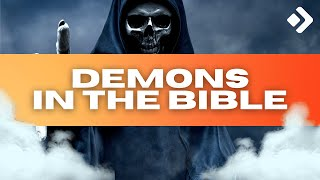 DEMONS in the BIBLE Explained: Angels and Demons 5 with Allen Nolan