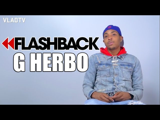 Flashback: G Herbo on Almost Getting Shot in the Head, Bullet Hole in His Hat
