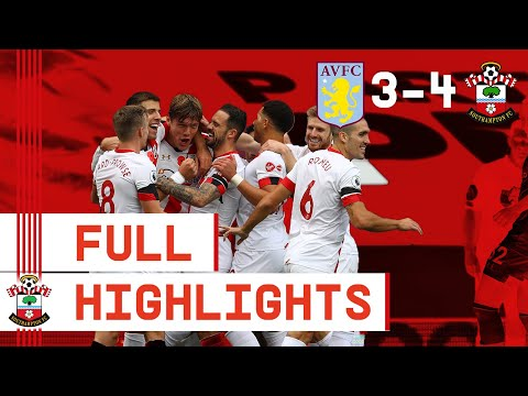 HIGHLIGHTS: Aston Villa