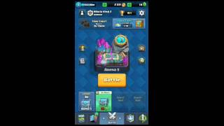 Clash Royale ep-2 OMG LEGENDARY CARD