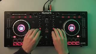 EDM Remix |Hardwell|2018|Numark Mixtrack Platinum