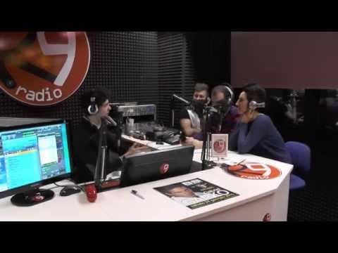 RADIO R9 Intervista a Francesco Castelli & Francesca D'Errico   Tutor di Supporto