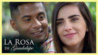 La Rosa de Guadalupe: René teme ser rechazado por su color de piel   Con ojos de amor