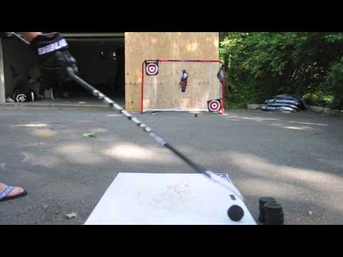 Chuck The Canuck Reviewing The Bauer Nexus 1000 Mini Stick