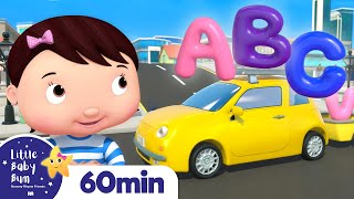 ABC Vehicles Song | More Nursery Rhymes and Kids Songs | ABC and 123 | Little Baby Bum