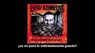 Dead Kennedys - Pull My Strings (Subtitulos)