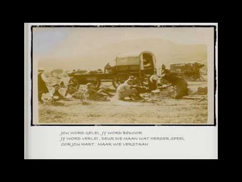 AFRIKAANSE MUSIEK – INSISEVUS – VERRELANDE  – 1834 DEEL II